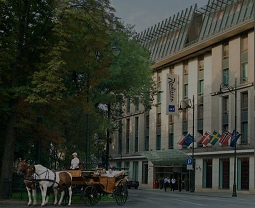 Wspaniały Radisson SAS - Krakow Guide YB13
